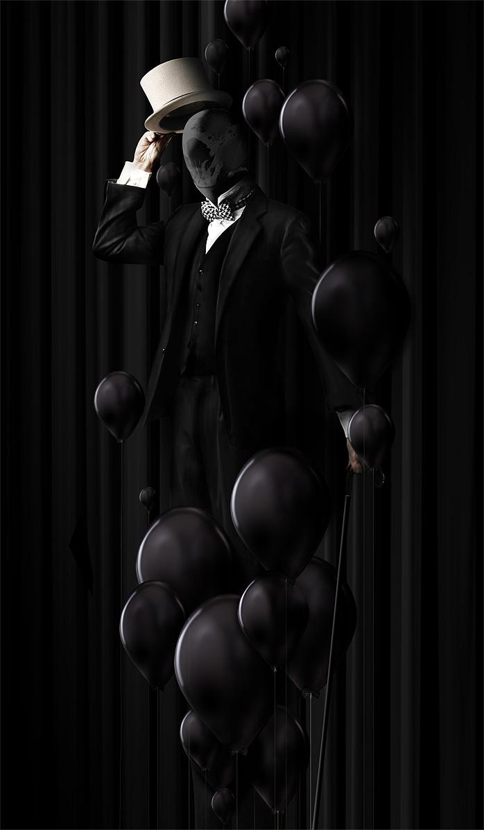 Nightmare 3 Stefano Bonazzi 120x70 cm