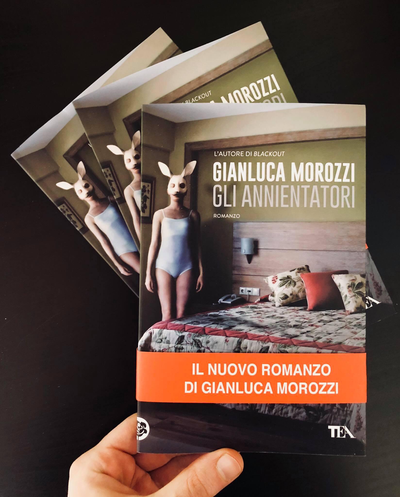Gli Annientatori - Gianluca Morozzi