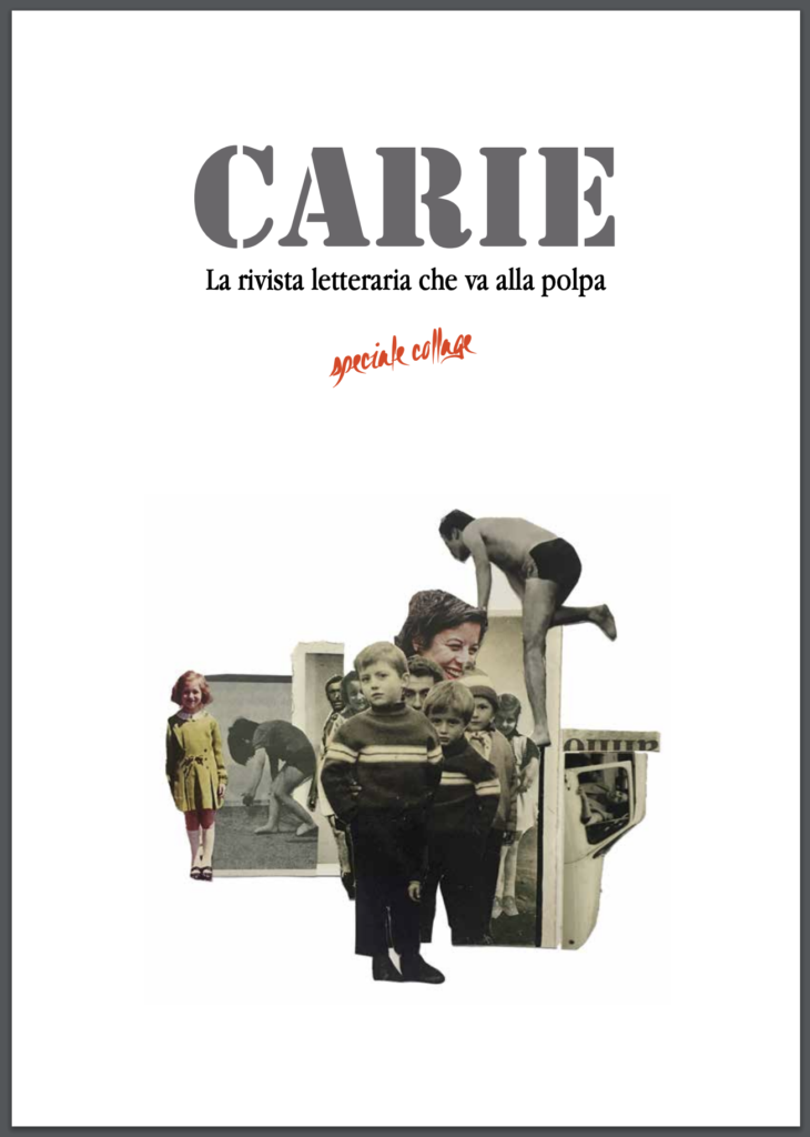 Carie - speciale collage