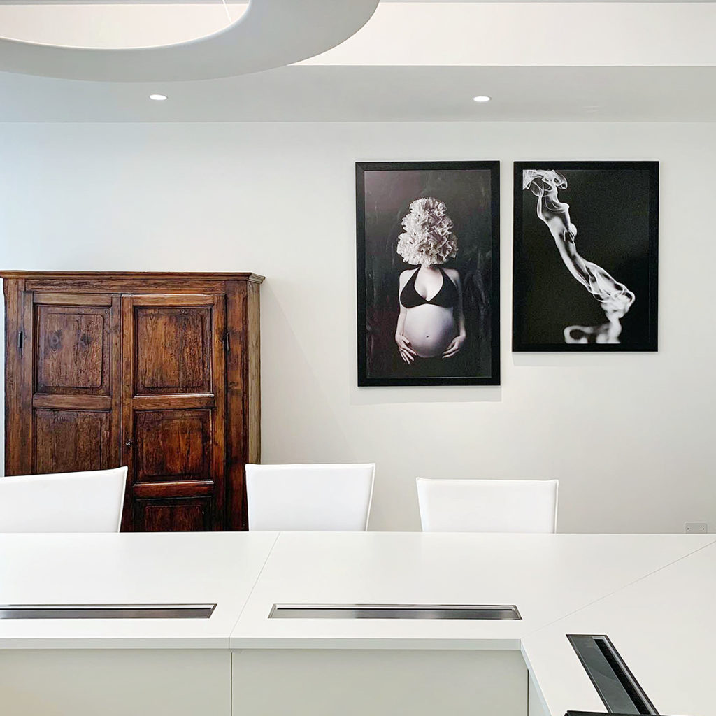 Immagini mostra presso lo Studio AMSL Avvocati