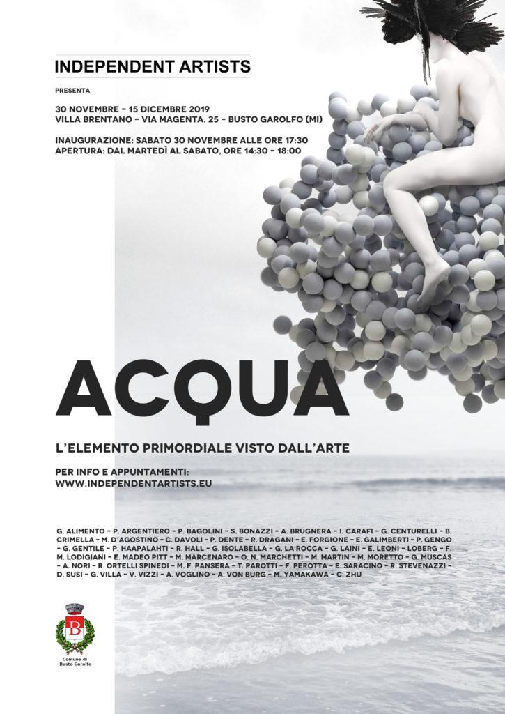 ACQUA – L'elemento primordiale visto dall'Arte