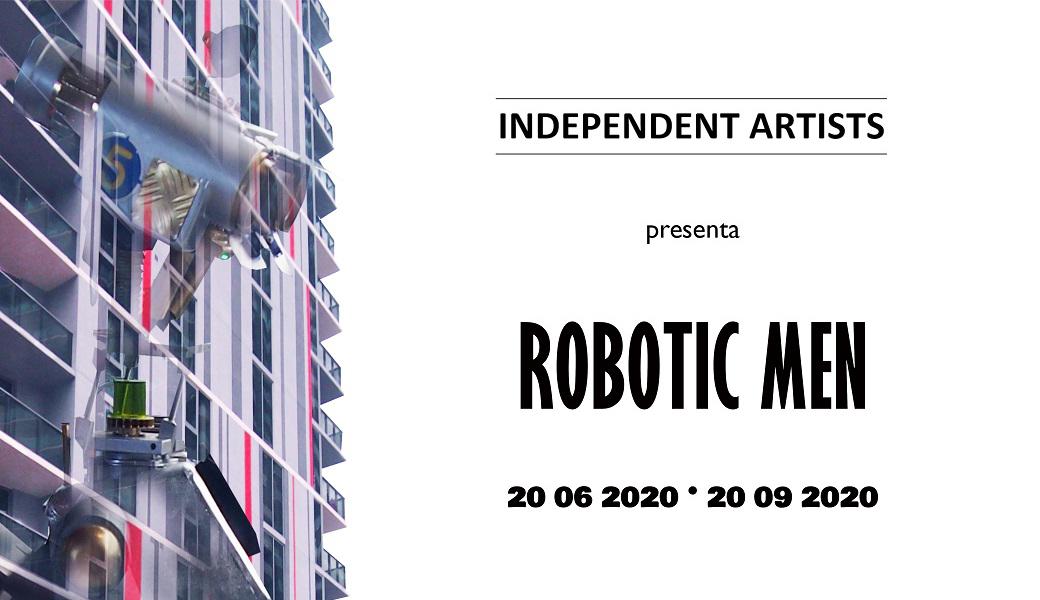 Robotic Men - mostra Busto Garolfo